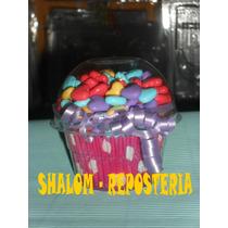 *50 Vasos Cupcake Panquecito Kekito Mantecada Fondant*