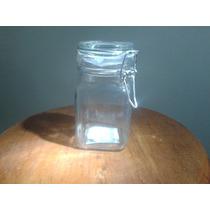 Frascos Y Recipientes Hermeticos De Cristal 0.200 Ml / Kg