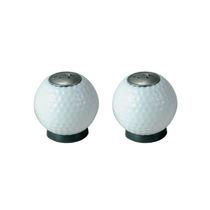 Salero Con Pimentero En Forma De Pelotas De Golf Sm-405672 N