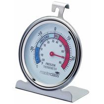 Nevera Y Congelador Termómetro - Maestro De Acero Inoxidabl