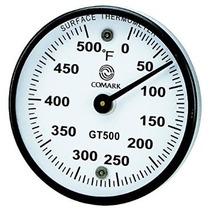 Termómetro Superficie Comark Instrumento Gt500k Grill 0-500