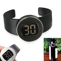 Termómetro Digital Para Botellas De Vino Con Pantalla Lcd °c