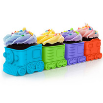Moldes Bases Cupcakes Tren Cupcake Espress Fred And Friends