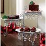 Base Para Pastel Postres Cupcakes 3 Niveles Con Pedrería