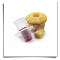 Descorazonador Cupcake Estándar Decoración Capacillo #290