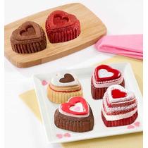 Oferta! Muffins Amor Ideal Pastel Y Gelatinas Betterware