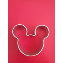 Cortador Galletas Mickye Mouse