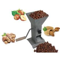 Maquina Nuez Nueces Quebrador Cascanueces Walnut Cracker