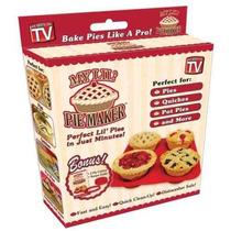 Oferta Pie Maker Molde Para Mini Tartas Pays Pastel Maa