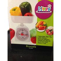 Báscula Para Cocina Con Capacidad De 2kg/10gr