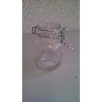 Frascos Y Recipientes Hermeticos De Cristal 0.100 Ml / Kg
