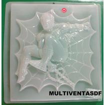 Molde Jumbo Para Gelatina ** Figura Spider - Man **