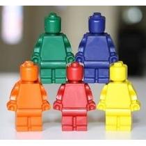 Molde Bandeja Recipiente Lego Figura/muñeco Hielo/chocolate