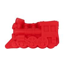 Molde De Silicón Tren Gigante Queen Sense 1 Pz-multicolor