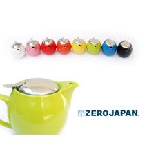 Tetera De Porcelana Japonesa Hecha A Mano 450ml