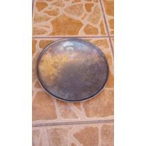Charola Plateada Aoman Plate On Nickel Silver Made In U.s.a.