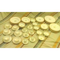 Vajilla Porcelana China - Mintons England - Gold Rose