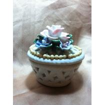 Alhajero Flores En Ceramica