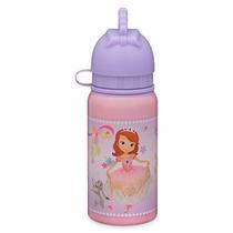 Princesa Sofía Botella Agua Aluminio Disney