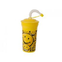 Bebidas Cup - Cara Feliz De Los Cabritos Del Diseño Childs