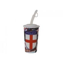 Bebidas Copa - Lenticular Bandera De Inglaterra Frasco San J