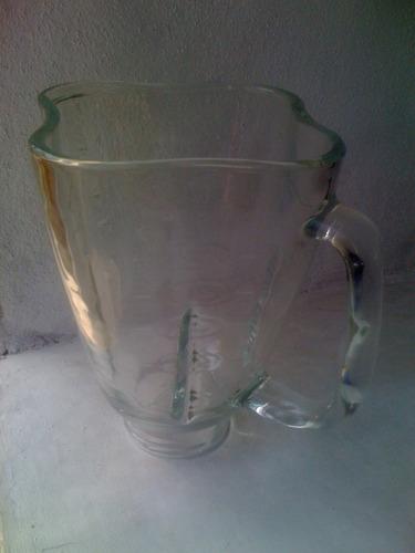 Vaso de cristal oster osterizer chino cube grande - Vasos grandes cristal ...