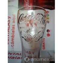 Juego Vaso Coleccionable Coca Cola Diseño Lóndres 2012