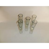 Tequilero De 2 Onzas De Cristal Liso Caja De 50 Pzas