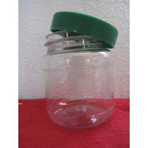 Frasco Plastico 500 Ml A $7.99 Por Pza