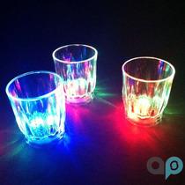 Vasitos Para Bebidas Con Luz Led, Caballitos Tequileros Led
