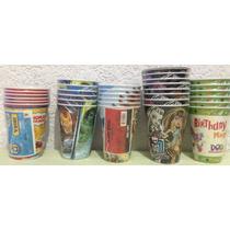 Paquete 10 Vasos Desechables - Fiesta Infantil