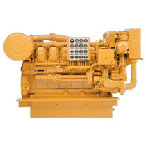 Motor Caterpillar 3512 Industrial Todo En Ceros | Negociable