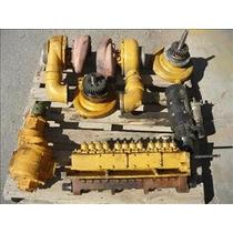 Motores Caterpillar D-398 12 Cil. Solo Partes