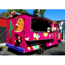 Fabricación Food Truck Vanette Fabricantes