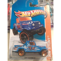 Hot Wheels De Coleccion 2013 Jeep Scrambler
