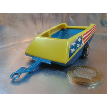 Matchbox Lesney - K3 Tractor Trailer De 1973 Super Kings