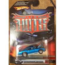 Hoy Wheels Ultra Hots Custom Plymouth Barracuda