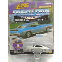 Johnny Lightning - 1971 Pontiac Gto Judge Nuevo En Blister