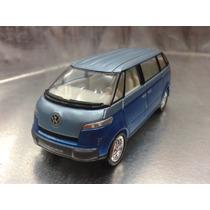 Johnny Lightning - Vw 2001 Microbus Concept Es Nuevo