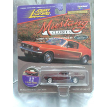 Johnny Lightning - 1968 Mustang Gt De 1997 Es Nuevo