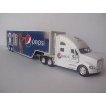 Trailer Kenworht T700 Pepsi Esc. 1:68