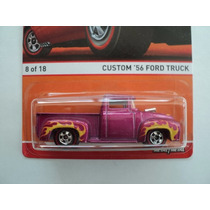 Hot Wheels Heritage Red Line 2015 Ford Truck 56