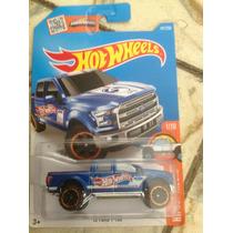 Hot Wheels 15 Ford F-150 (azul) 2016