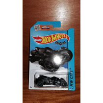 Batman Batimovil Batmobile Arkham Knight Hot Wheels 1/64
