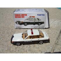 Nissan Leopard Tr-x Patrull Tomica Limited Vintage 1:64 Hm4