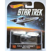 U.s.s. Enterprise Ncc-1701 Star Trek Retro Entertainment