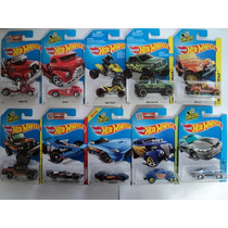 Hot Wheels Ram Jeep Mustang Turbine Time Set 10 Piezas