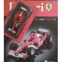 Ferrari Collection Panini 19 F1 2004 Michael Schumacher