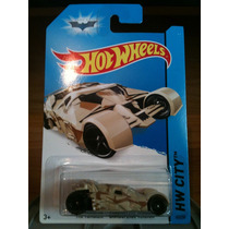 The Tumbler Camouflage Version Hot Wheels