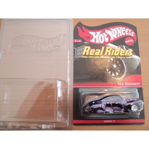 Hot Wheels Rlc Real Riders Tail Dragger